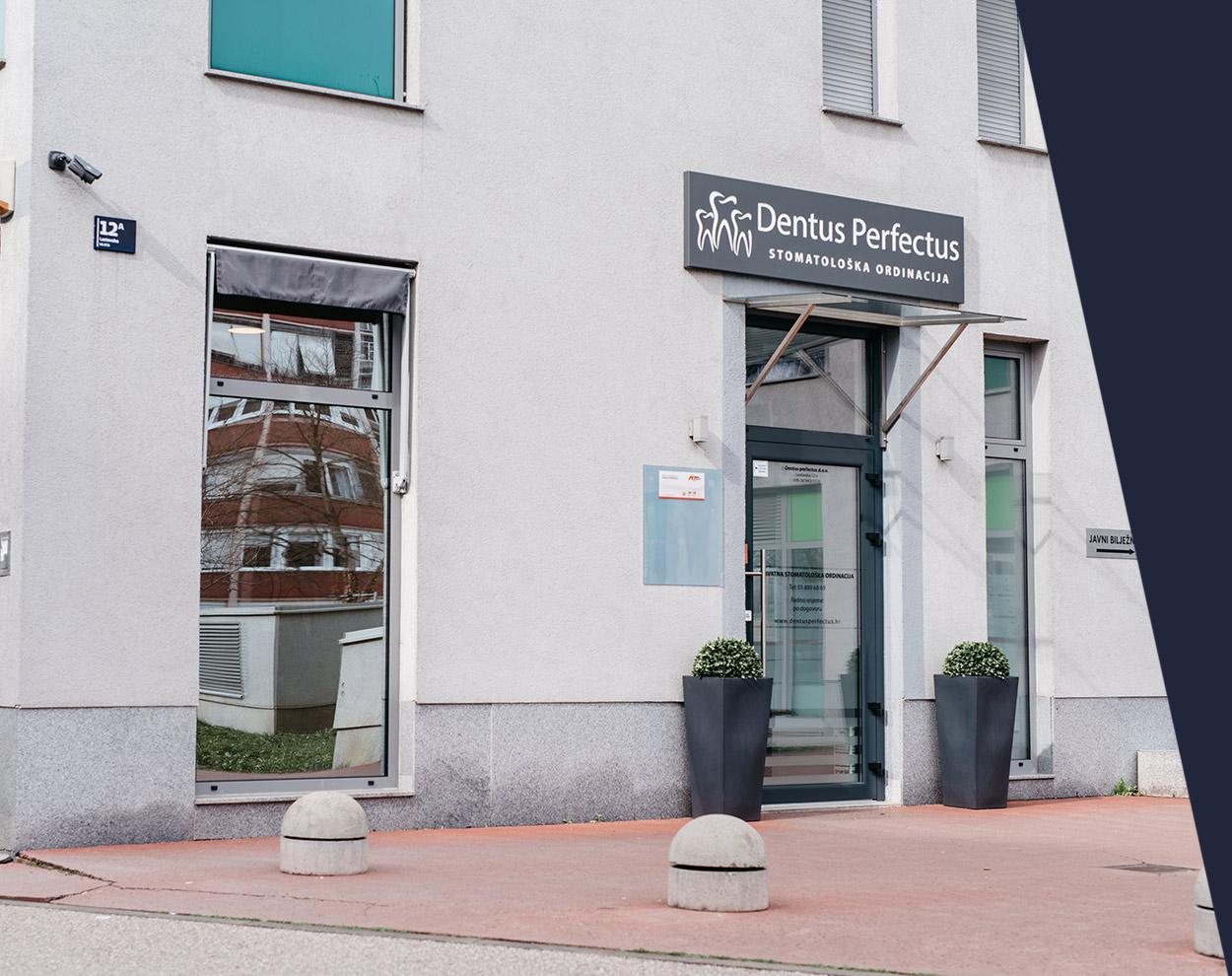 Dentus perfectus - Lastovska 12a - stomatološka ordinacija