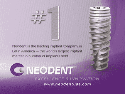 Zubni implantati - Neodent - Dentus perfectus