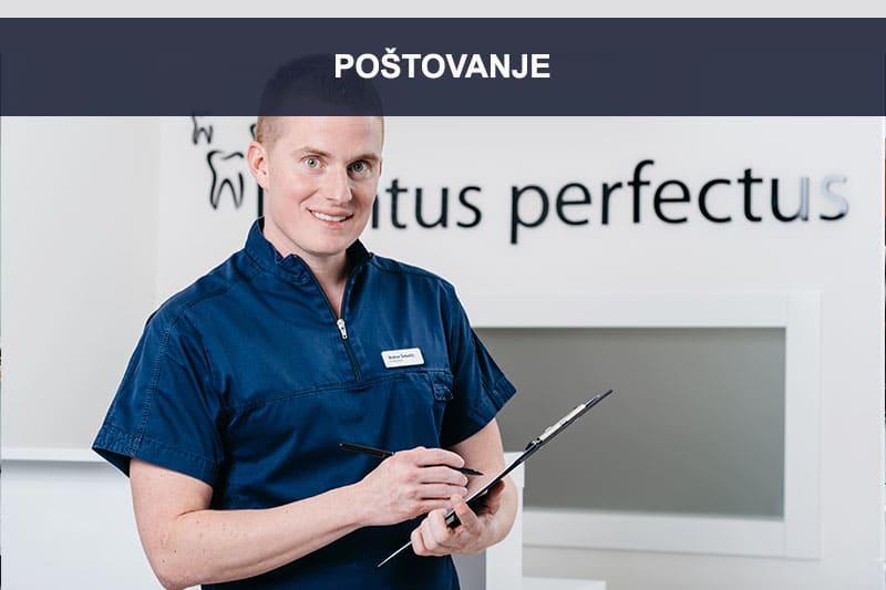 Dentus Perfectus - Dr Vedran Šebečić