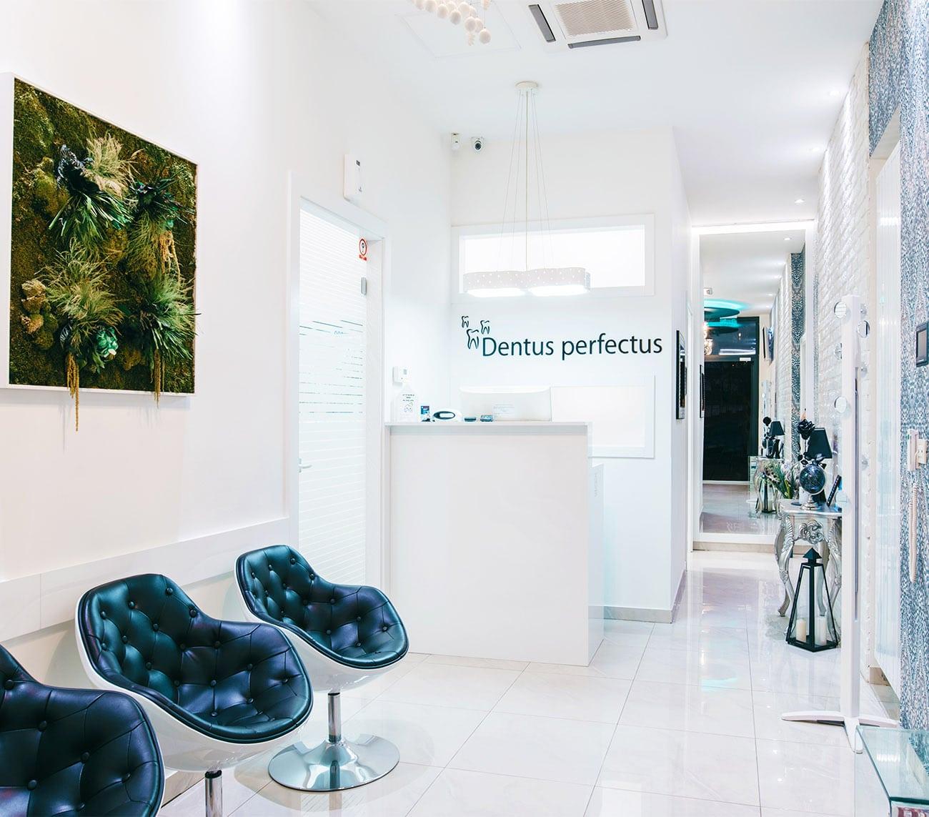 Dentus perfectus - stomatološki pregled - novi pacijenti